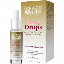 Crazy Angel Tanning Drops 30ml