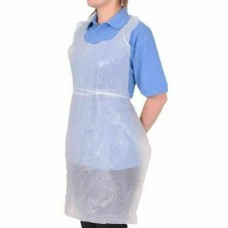Disposable White Aprons pack of 100