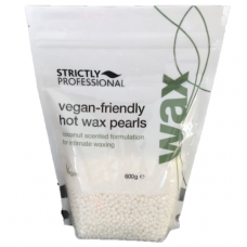 Strictly Professional Vegan Hot Wax Pearls 600g